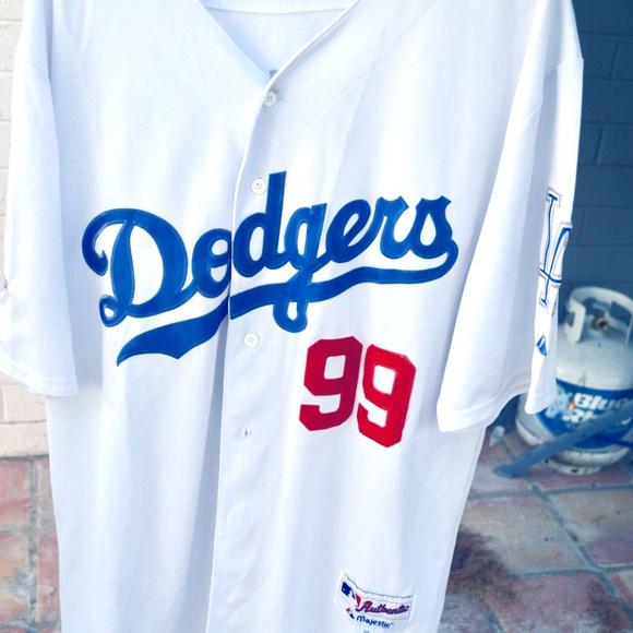 e559a29c8eb ... aliexpress los angeles dodgers manny ramirez jersey shirt 3862a 06fee